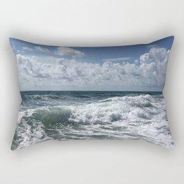 Florida Surf Sanibel Island Rectangular Pillow
