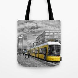 Berlin Alexanderplatz II Tote Bag