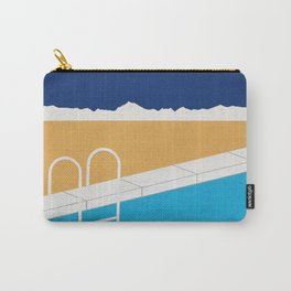 Desert Pool Carry-All Pouch