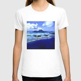 Bora Bora Island Tropical Paradise T-shirt