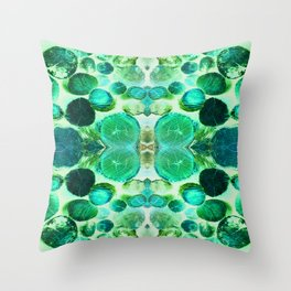 Wooden You Like To Know Throw Pillow