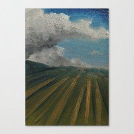 Cloud Farm Canvas Print