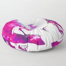 Pink Marilyn Floor Pillow