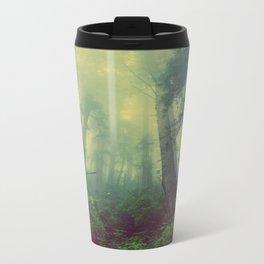Fey Forest Metal Travel Mug