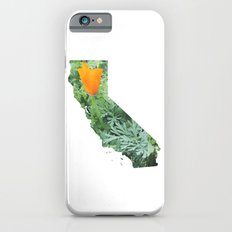 California Poppy in NorCal - State Flower iPhone 6s Slim Case