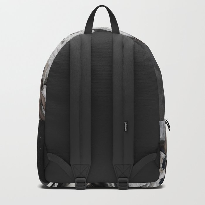Capricorn 3 - Astronaut animal group Backpack