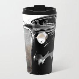 shiny black fenders Travel Mug