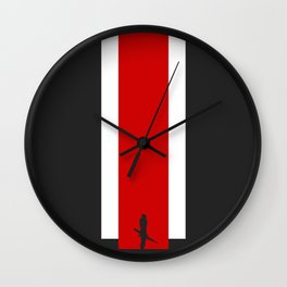 The Effect (Clean) Wall Clock