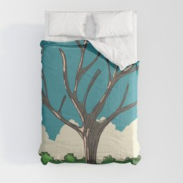 The Old Tree Comforters