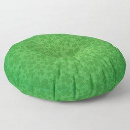 irish, ireland, shamrock, irish gifts women, luck of the irish, irish gift, three leaf clover Floor Pillow