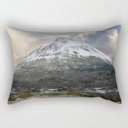 Mountains of Scotland - Isle of Skye Rectangular Pillow