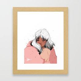 Jimena Framed Art Print