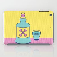 drink iPad Cases featuring Drink Up by erinpantz