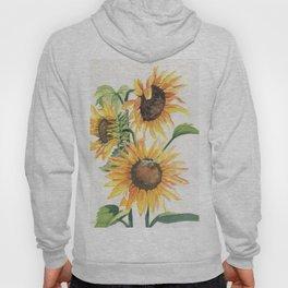 Sunny Sunflowers Hoody