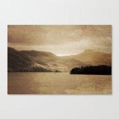 Lake George II Canvas Print