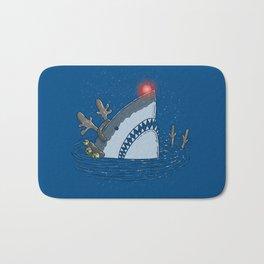 Rudolph Shark Bath Mat