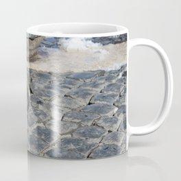 angry pidgeon on the ground Coffee Mug