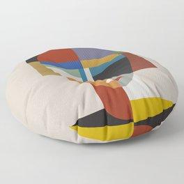 WOMEN AND WOMAN Floor Pillow