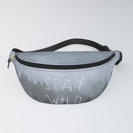 Stay Wild - Forest Adventure Fanny Pack