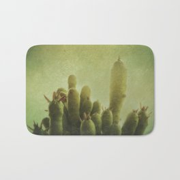 Cactus in my mind Bath Mat