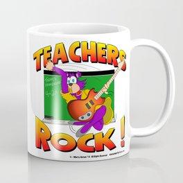 TEACHERS ROCK MUG Coffee Mug