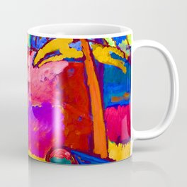 Wassily Kandinsky Improvisation V Coffee Mug