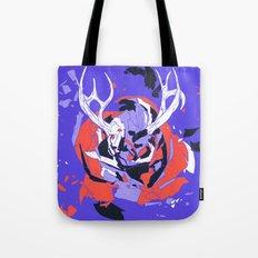 Christmas Reindeer, well…sort of Tote Bag