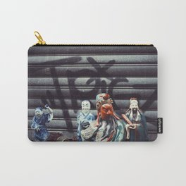 figures Carry-All Pouch