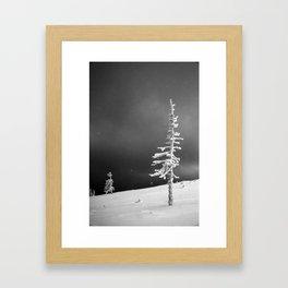 Dead Cold  Framed Art Print