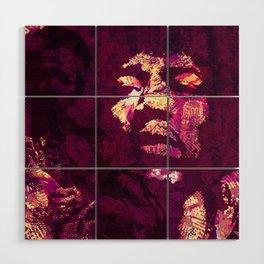 Test Print Series 003 Wood Wall Art
