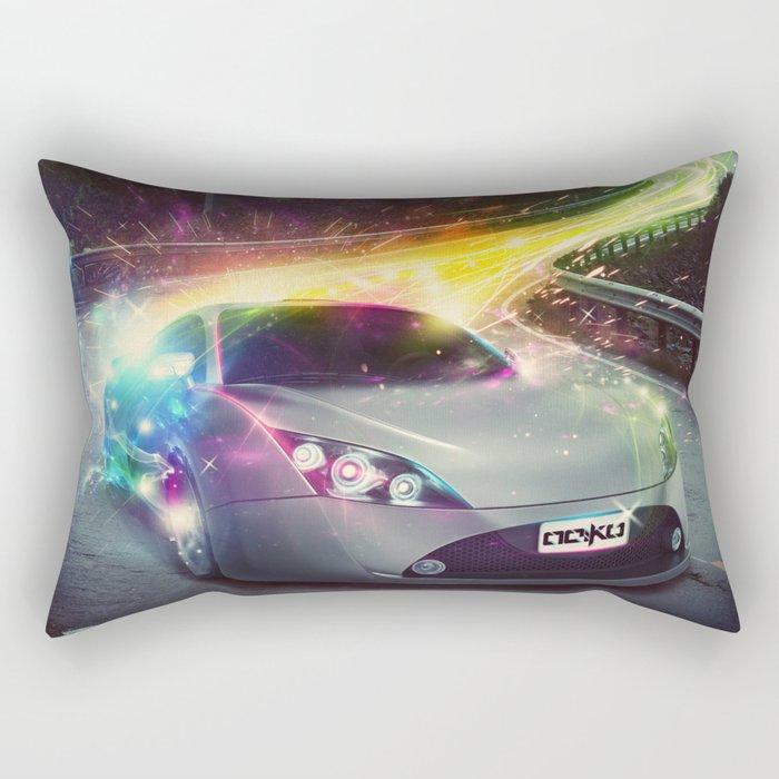 Superhighway Rectangular Pillow