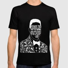 Eric Garner - Black Lives Matter - Series - Black Voices SMALL Black Mens Fitted Tee
