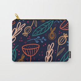 Poppy and grain Carry-All Pouch
