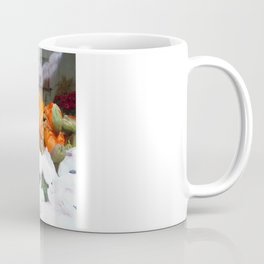 Flower Shop Window Coffee Mug