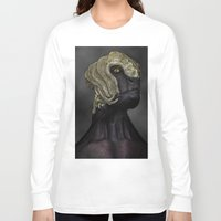 ripley Long Sleeve T-shirts featuring Ripley by Lowri W. Williams