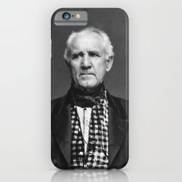 Sam Houston Photo iPhone Case
