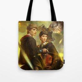BBC Merlin: Emrys Ascending  Tote Bag