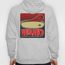 Horrorshow Hot Dog Logo - Vampire variant Hoody