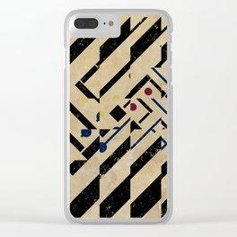 Vane Clear iPhone Case