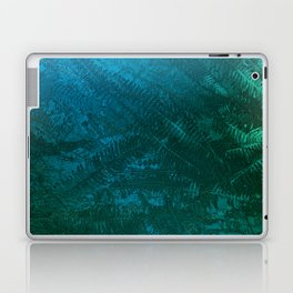 Ferns pattern Laptop & iPad Skin