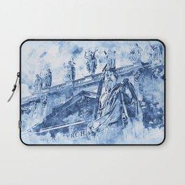 St Peter Basilica Laptop Sleeve