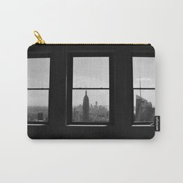 NY Window Carry-All Pouch