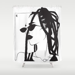 No. Shower Curtain