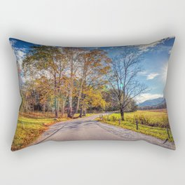 Cades Cove Rectangular Pillow