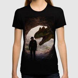 T-Rex Cop by GEN Z T-shirt