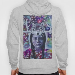 She Who Has Been Before Hoody