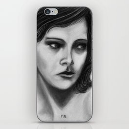 Lady Yesteryear iPhone Skin