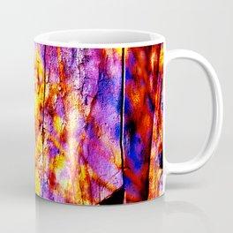 CORAL Violet Symphony of Spring Coffee Mug