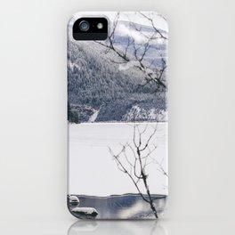 Three Valley Gap iPhone Case