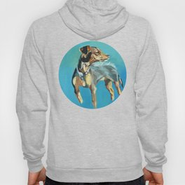 Mabel Jane the Marvelous Mystery Mutt Hoody